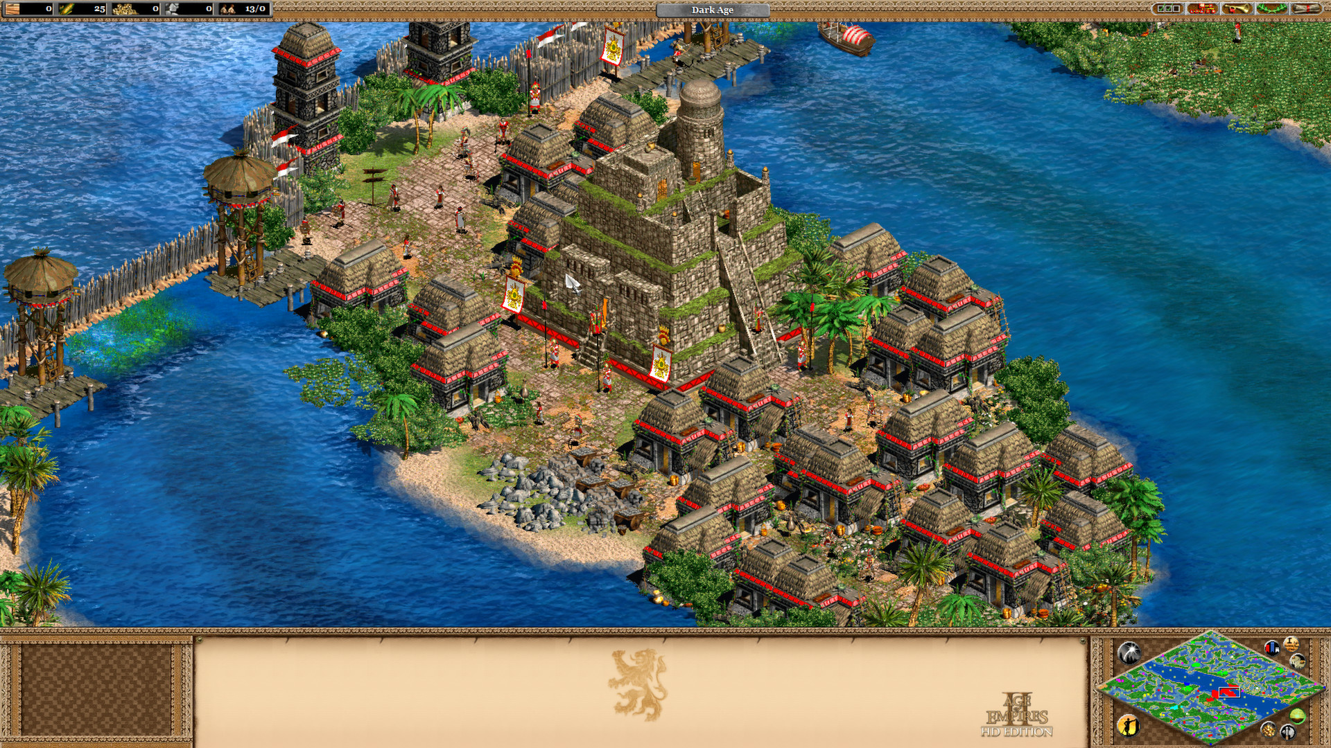 age of empires 2 hd how to change resolution