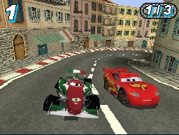 cars 2 nintendo ds game side story. Black Bedroom Furniture Sets. Home Design Ideas
