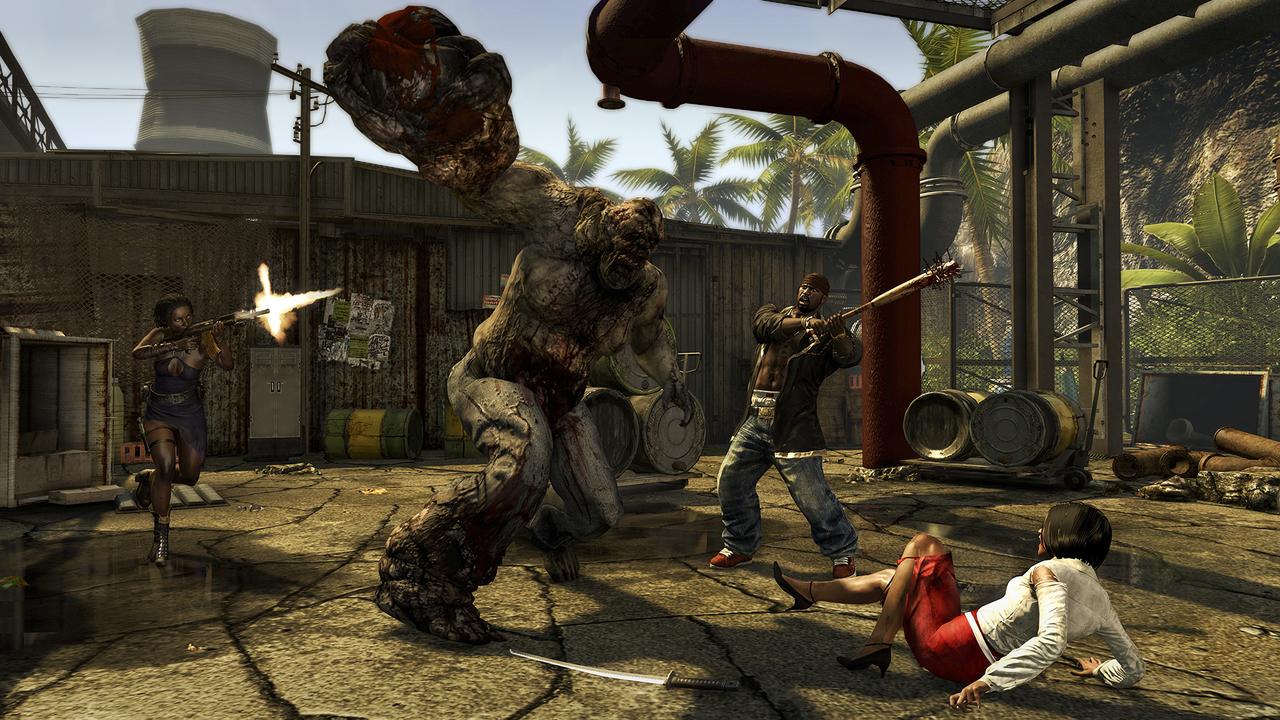 Dead Island Riptide Armes