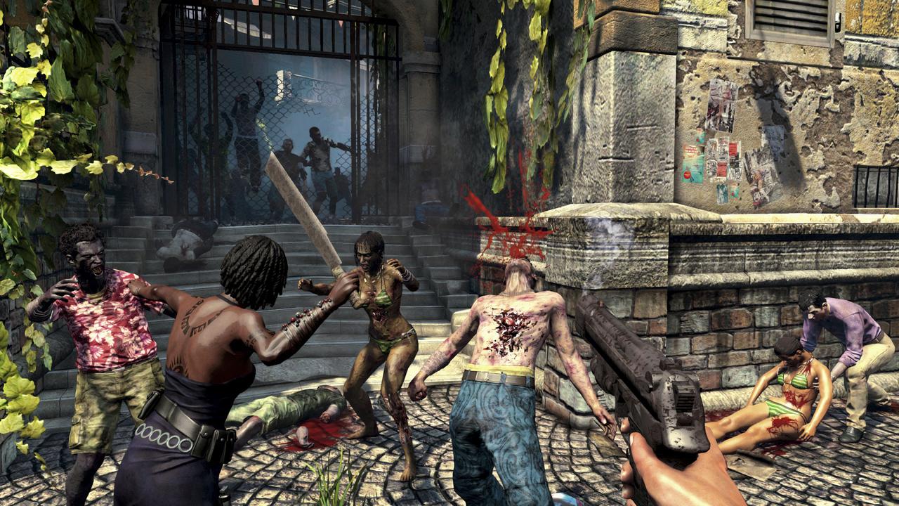 Jeux Multijoueur Pc Comme Dead Island