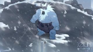 Winter Jotun Boss Battle
