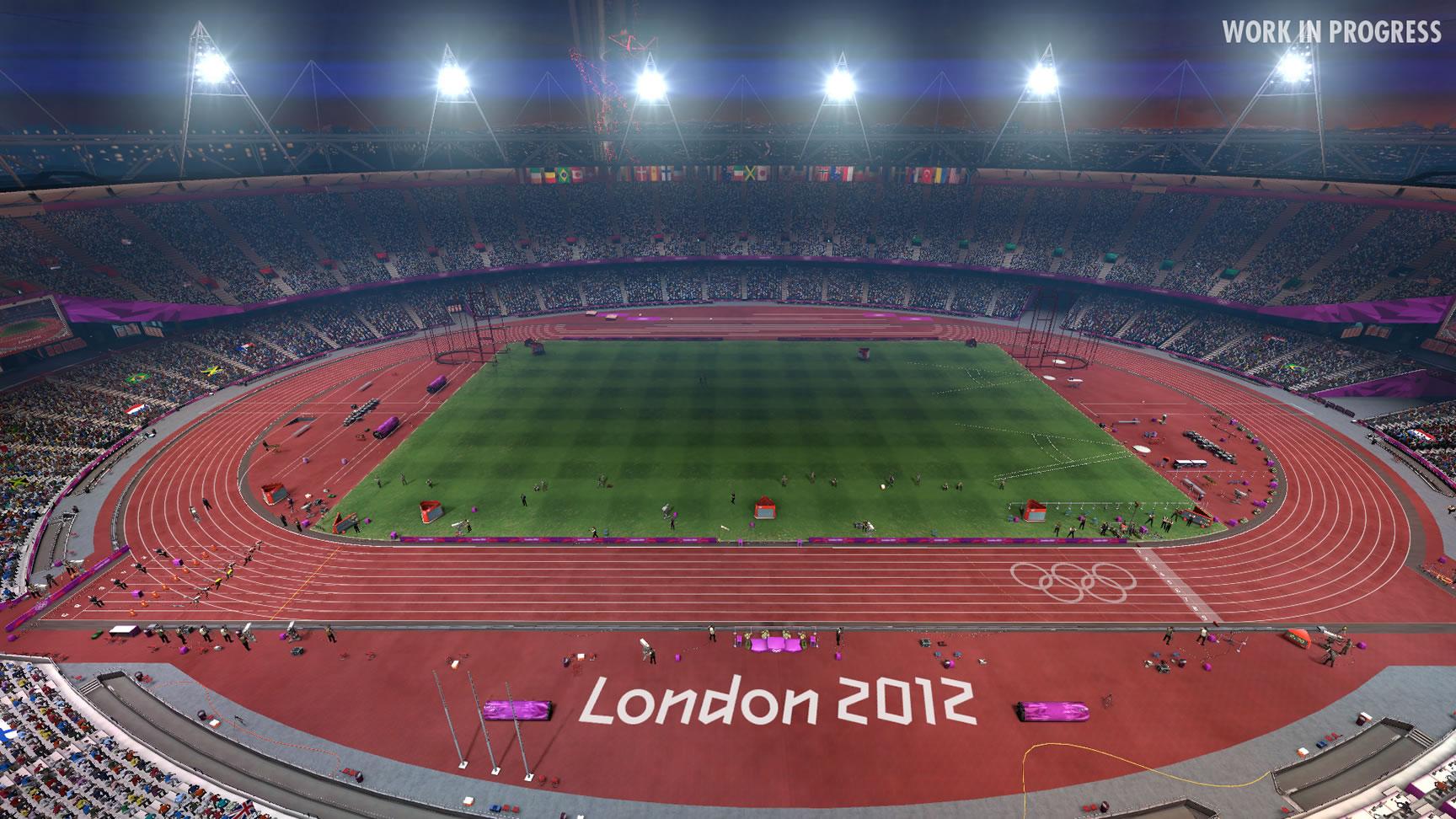 stade olympique de londres - photo #35