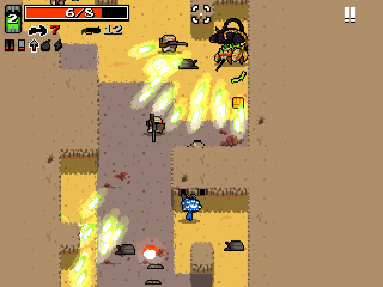 Preview ? Nuclear Throne (PC)