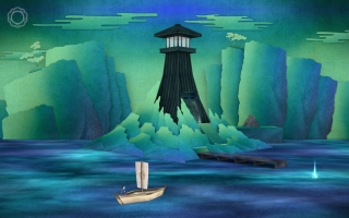 Tengami_Screenshot_Lighthouse