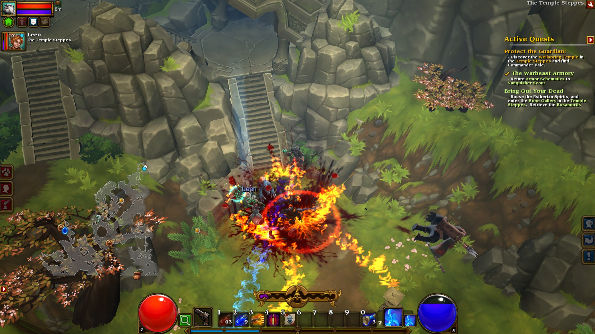 torchlight ii game side story. Black Bedroom Furniture Sets. Home Design Ideas