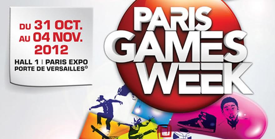 Les jeux du Paris Games Week 2011