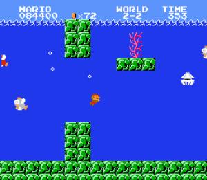Petite réflexion sur l'eau dans le jeu-vidéo