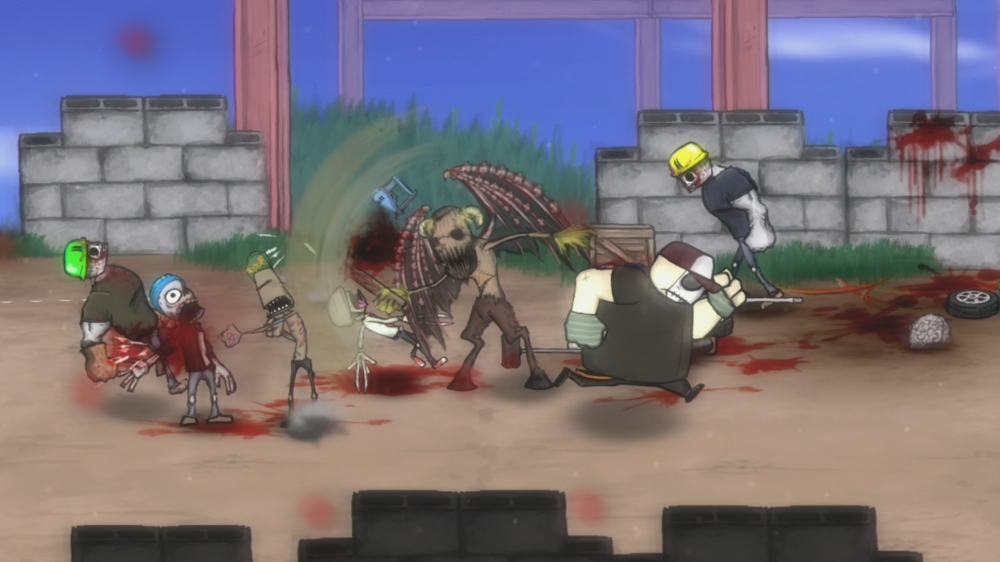 Charlie Murder (Xbox Live Arcade - 2013)