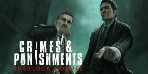 GC13 – Sherlock Holmes : Crimes et Châtiments