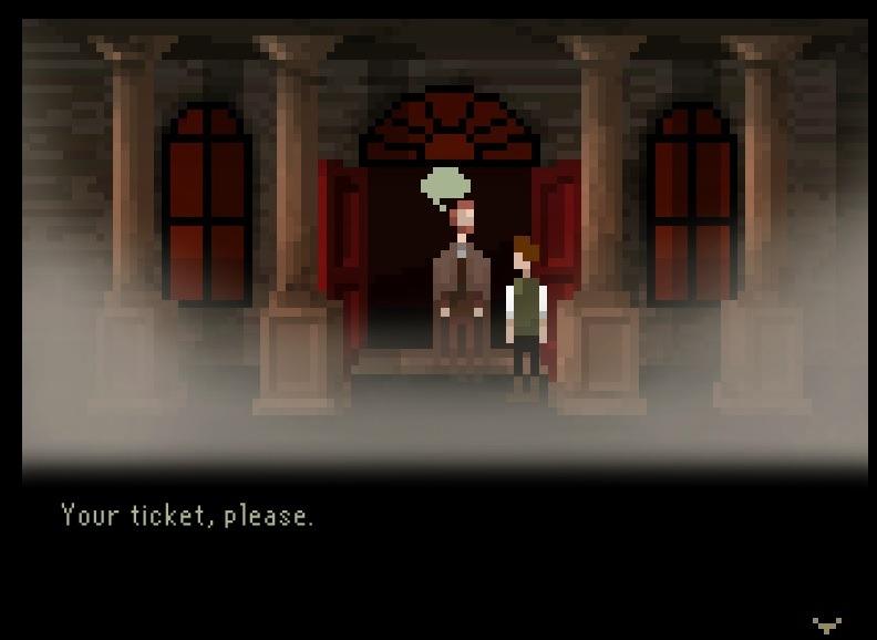 The Last Door : Chapitre 3