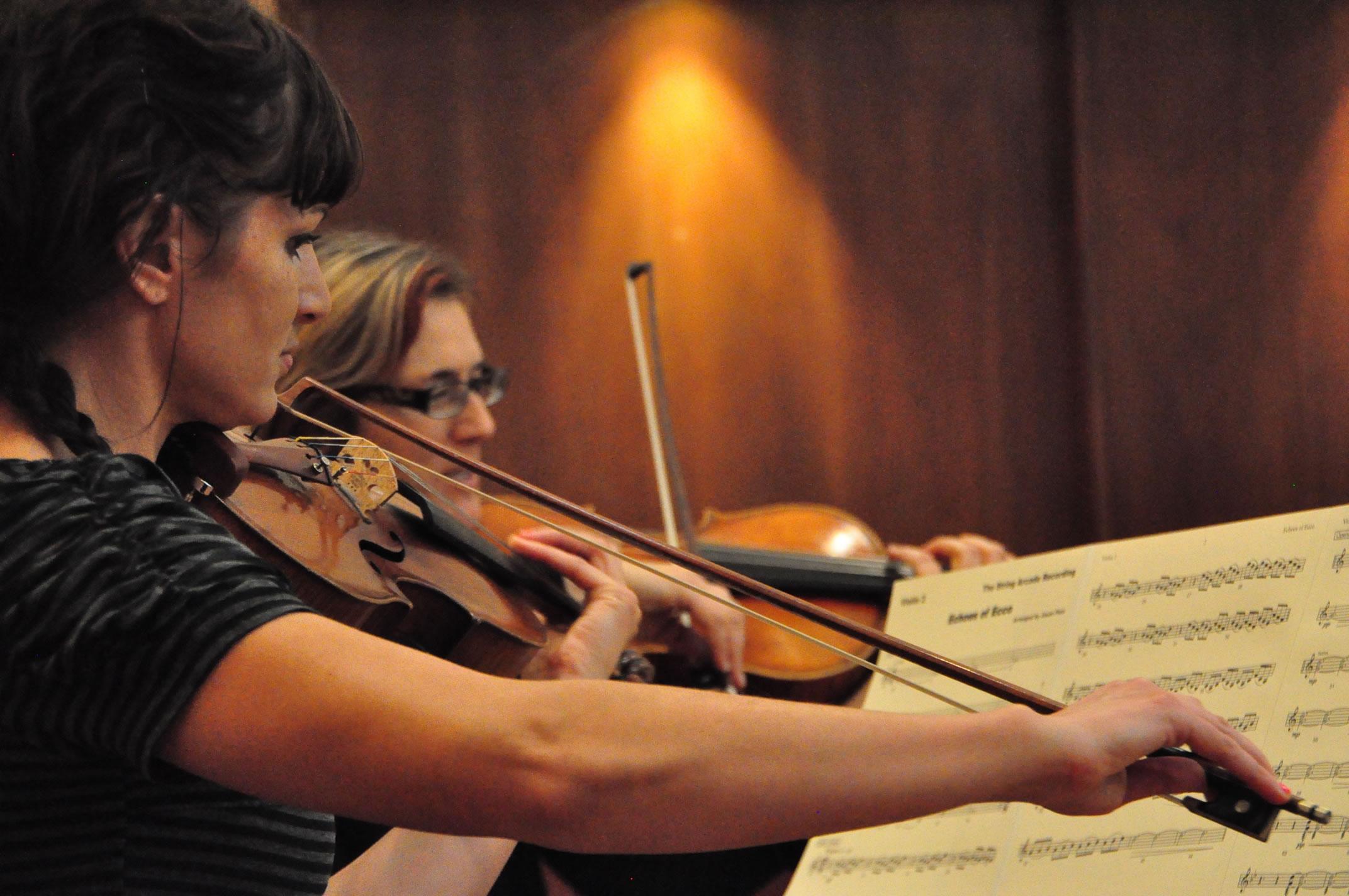 The String Arcade : les JV sortent les violons !