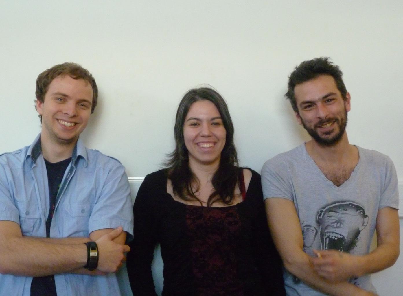 Interview – L'équipe de Lab Escape (Nova Play 2014)