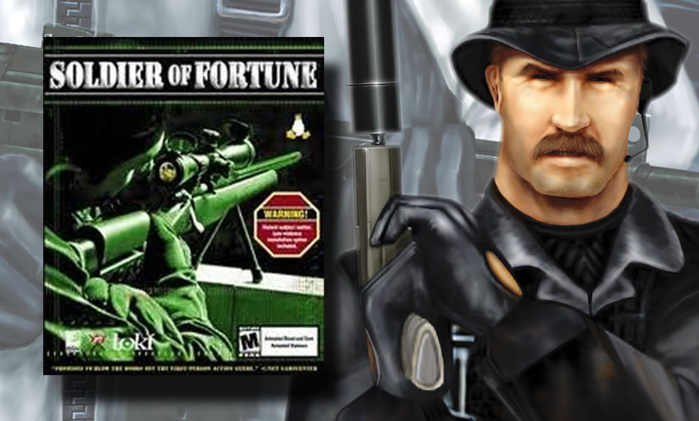 Rétro Live ! –  Soldier of Fortune (PC)