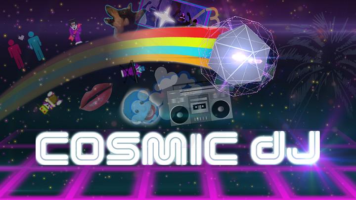 Preview Live ! –  Cosmic DJ (PC)