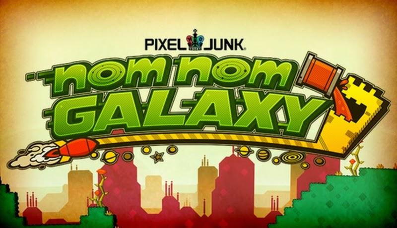 Preview Live ! – Nom Nom Galaxy (PC)