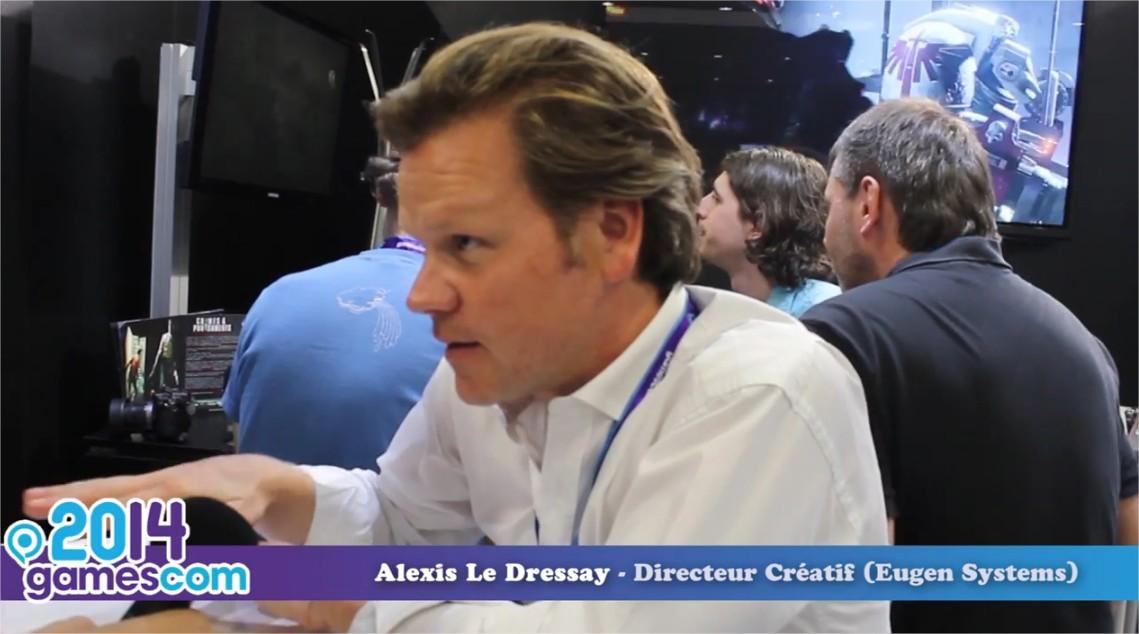 Interview Vidéo – Alexis Le Dressay (Act of Agression)