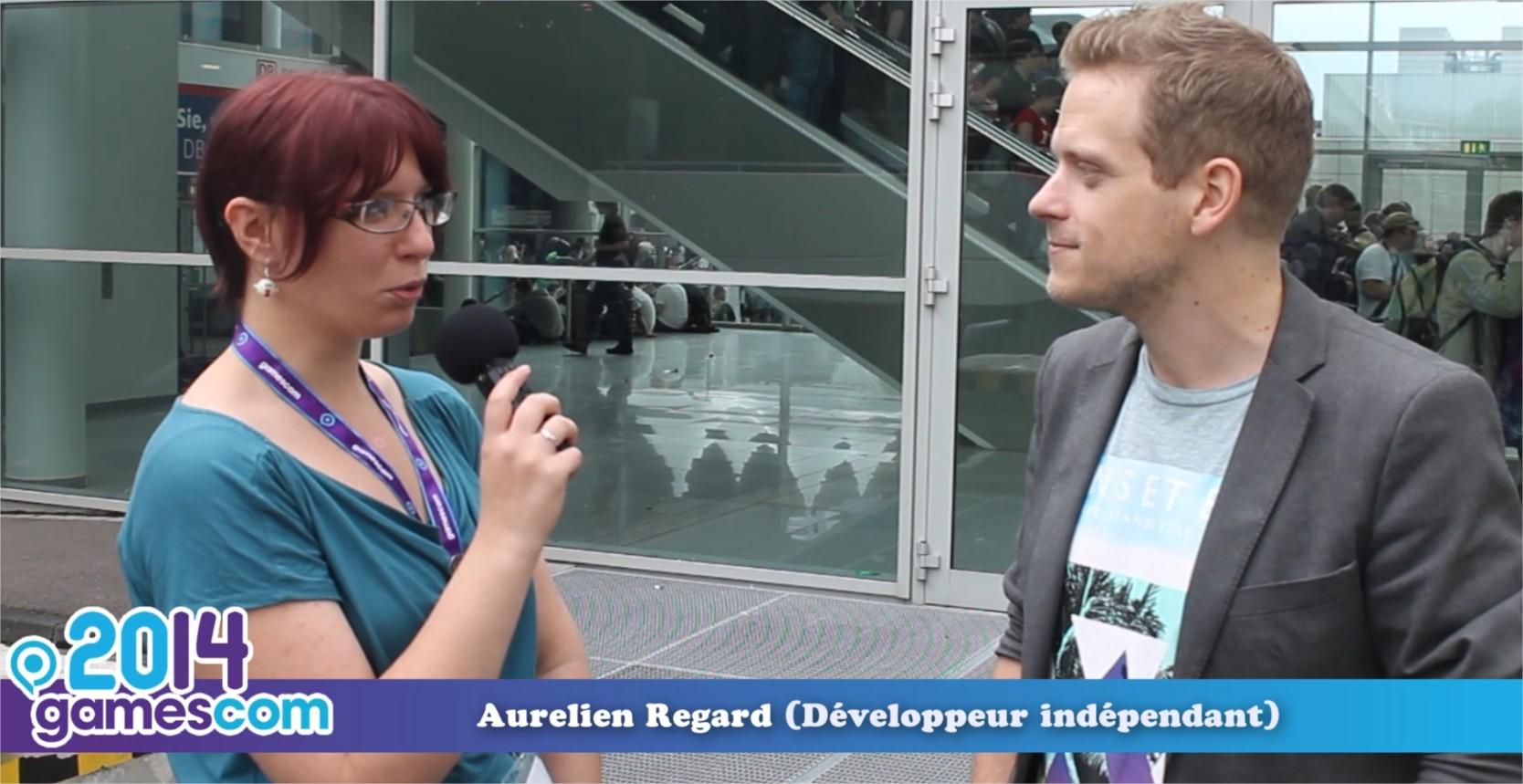 Interview Vidéo – Aurélien Regard (The Next Penelope)