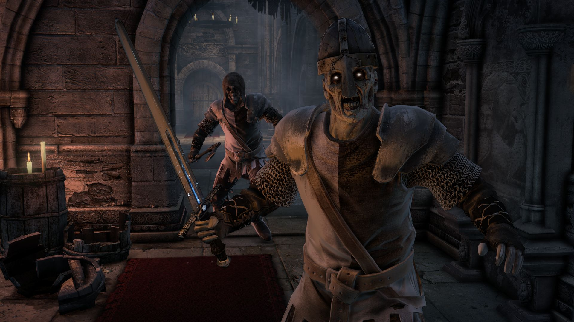 Preview – Hellraid (PC, PS4, Xbox One)