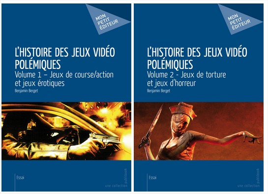 2 livres sur les polémiques, qui n'en font aucune…  Game Side Story - L'indépendant, mais pas que... - Google Chrome