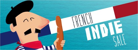 French Indie Sale - Google Chrome