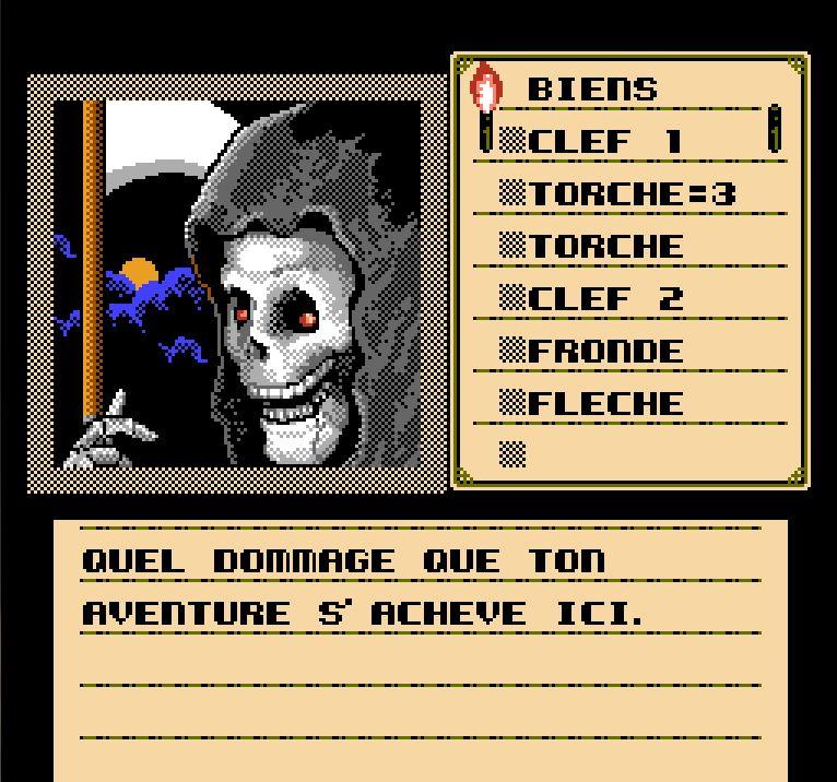 Le jeu original, clairement daté mais plein de charme.