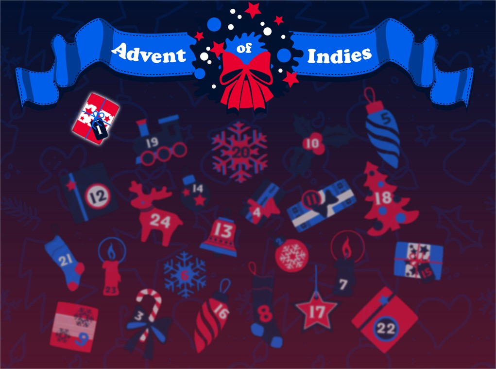 ADVENT OF INDIES 2014 - Google Chrome