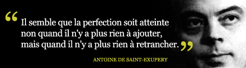 Citation St-Exupéry