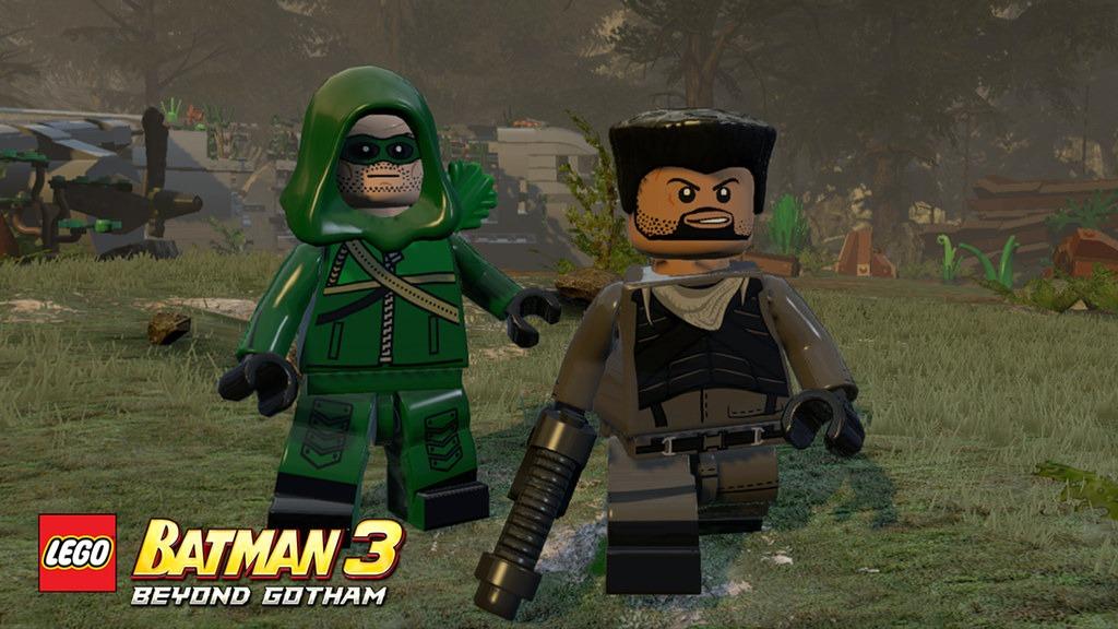 On y joue en Live ! – Lego Batman 3 : le DLC Arrow