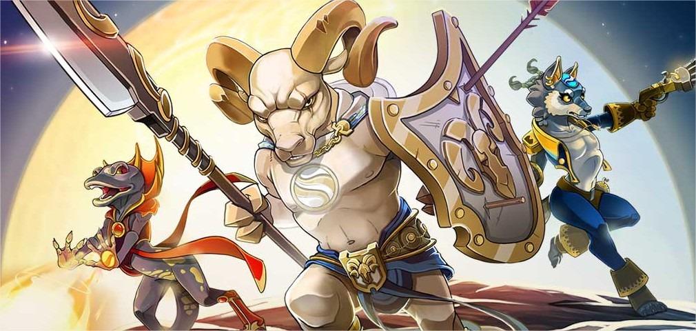 Preview – Sigils: Battle for Raios