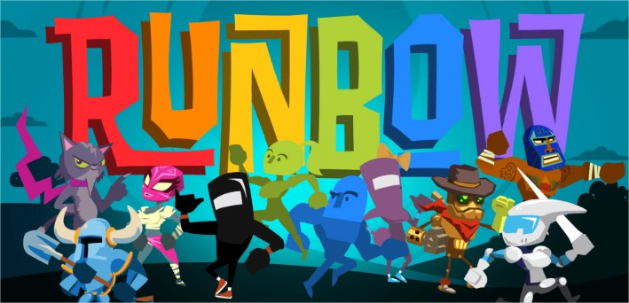Runbow - Guest Character Trailer - GameSpot - Google Chrome