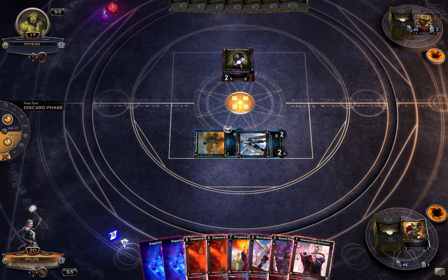 Preview – Hex : Shards of Fate (PC, Mac)