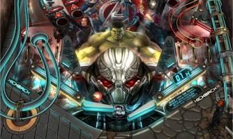 Avengers Assemble! Announcing Marvel's Avengers Age of Ultron Pinball  - Google Chrome