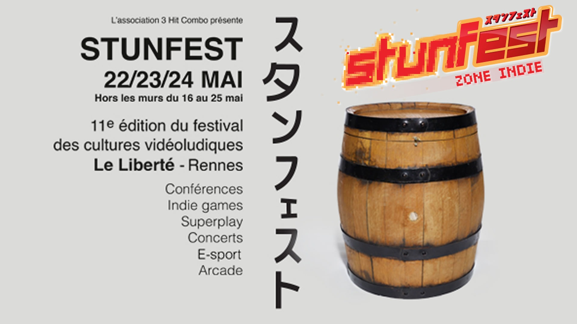 Reportage – Les Indépendants au Stunfest 2015