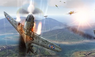 Sky Gamblers Storm Raiders - Google Chrome