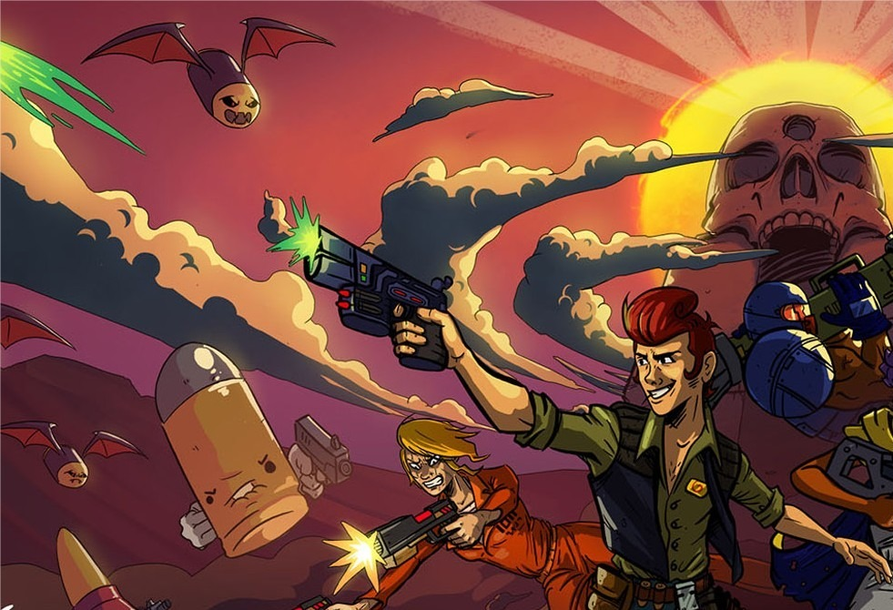 [GC15] Interview – Dave Crooks (Enter the Gungeon) [VOSTFR]