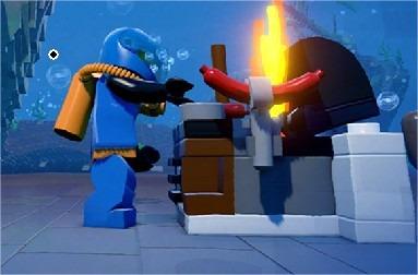 LEGO Worlds : la mise à jour de Aout 2015
