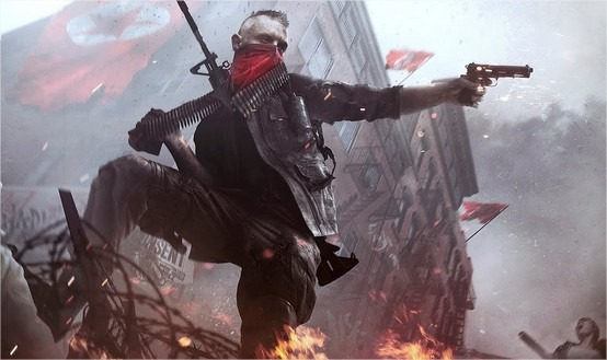 [GC15] Preview – Homefront : The Revolution (PC, PS4, Xbox One)