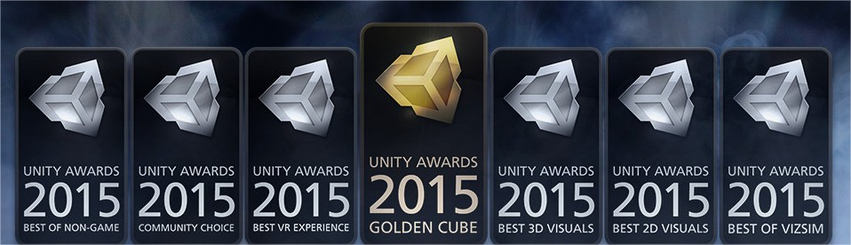 Unity Awards 2015 - Google Chrome