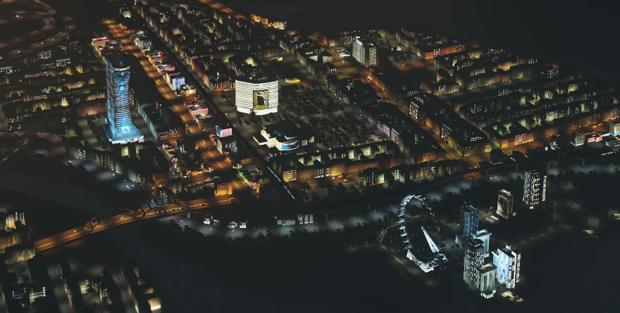 [GC15] Preview – Cities Skyline : After Dark (PC)