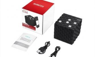 AVANTEK Enceinte portable Bluetooth 4.0 Sans Fils Cube Magique 20m  65ft de Portée 20 Heures d'Autonomie Port Audio 3,5mm Amazon.f