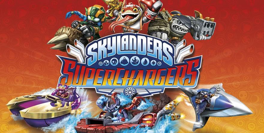 Skylanders Superchargers – Guide aux parents qui prennent le volant !