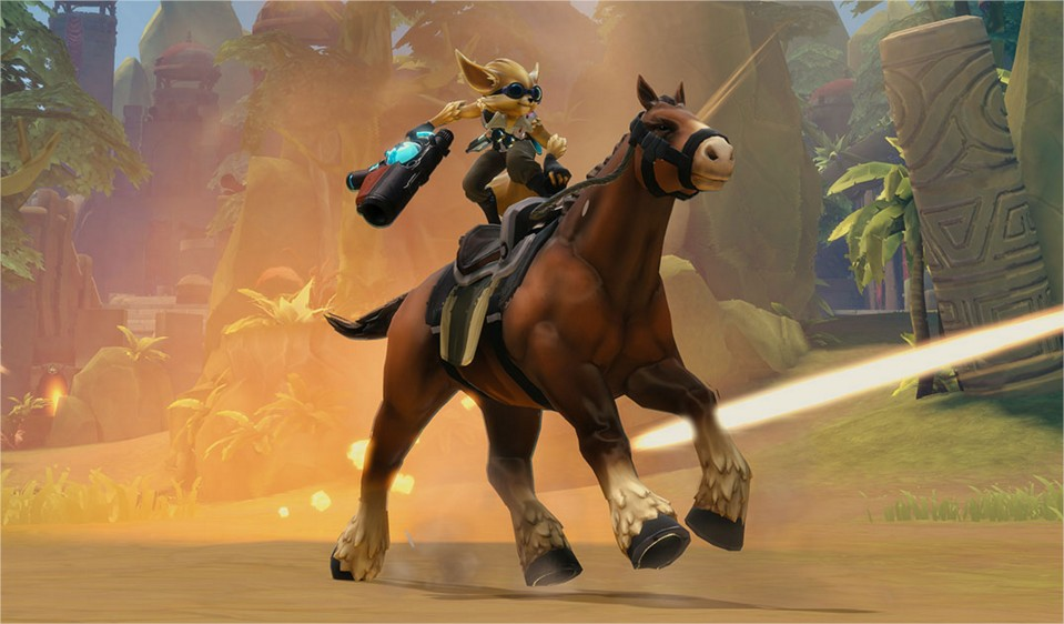 Preview – Paladins (PC)
