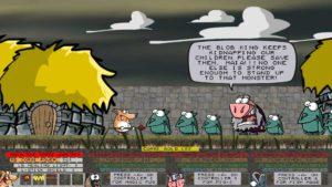 Le character design est varié et soigné, de petits monstres adorables !