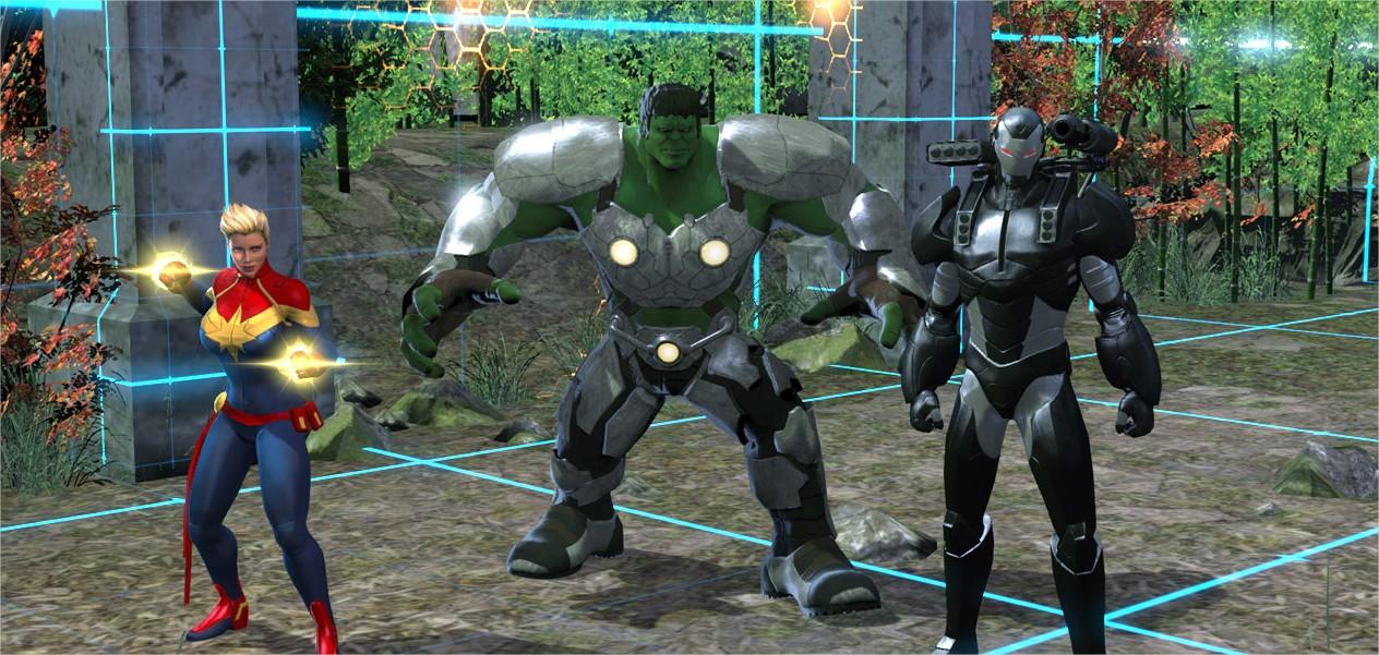 Marvel Heroes : Présentation vidéo de la Danger Room