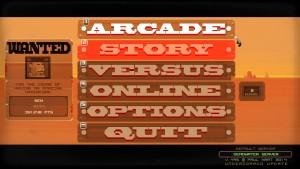 Différents modes de jeu sont disponibles.