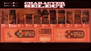Chaque personnage a différentes capacités qui nécessitent un nouvel apprentissage des contrôles.