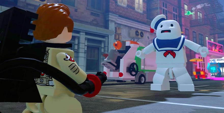 [Vidéo] – Lego Dimensions : le pack Ghostbusters