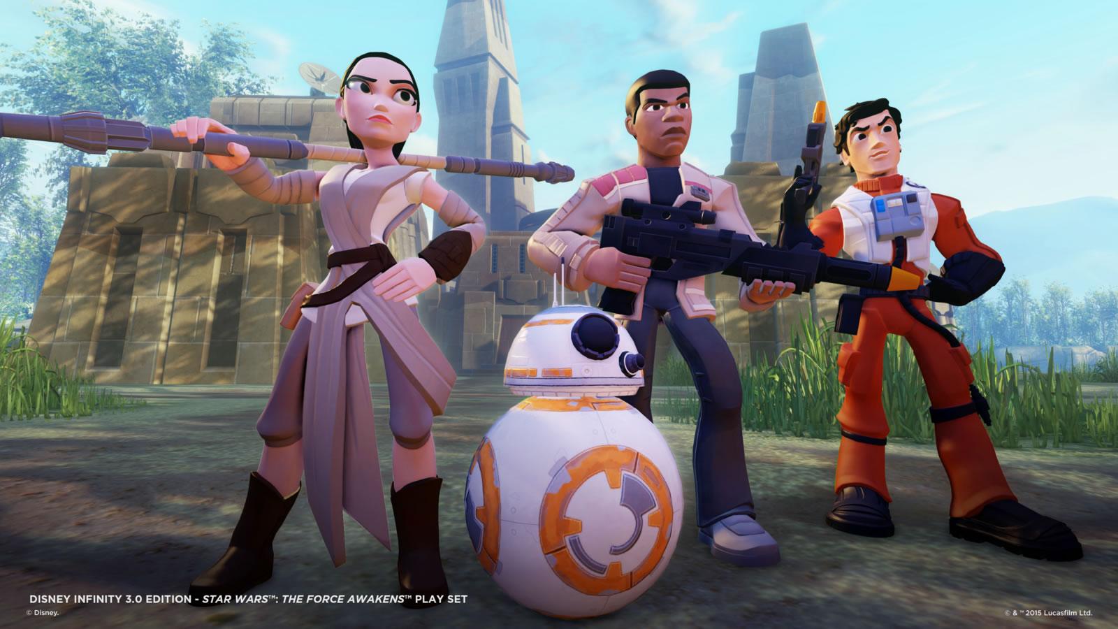 Disney Infinity 3.0 : Le Reveil de la Force