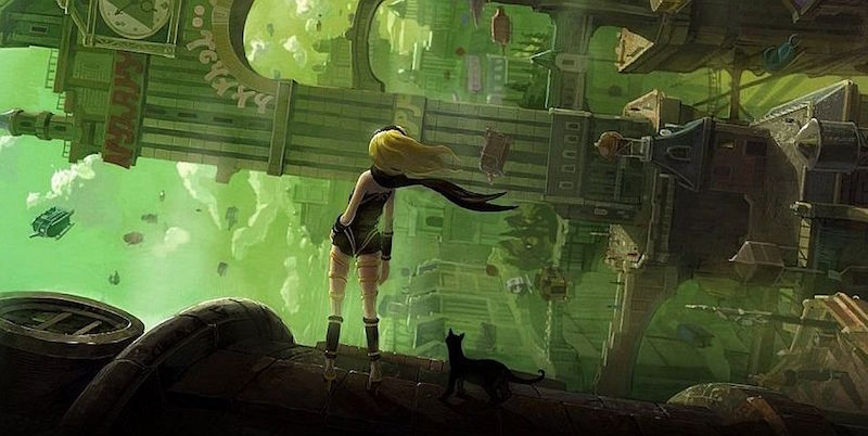 Gravity Rush Remastered – [ 25 minutes pour convaincre ]
