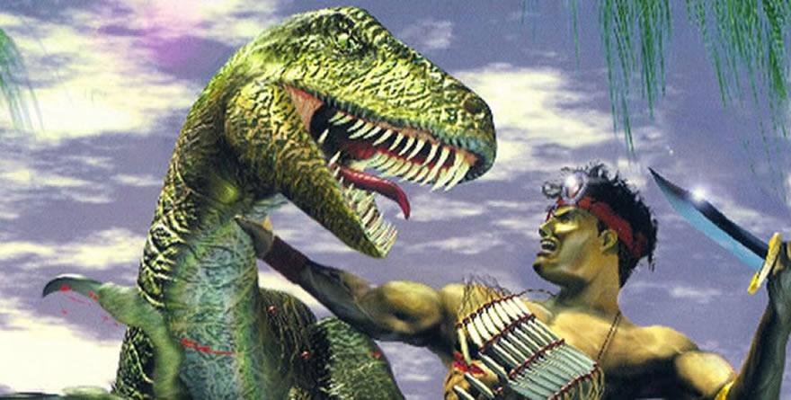 Rétro Live ! – Turok : Dinosaur Hunter (PC, N64)
